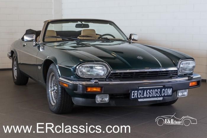 Jaguar XJS Cabriolet 1992 a vendre