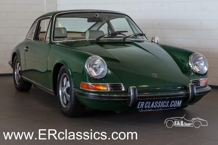 Porsche 911 1969 a vendre