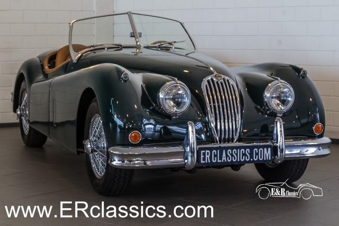 Jaguar 1957 a vendre