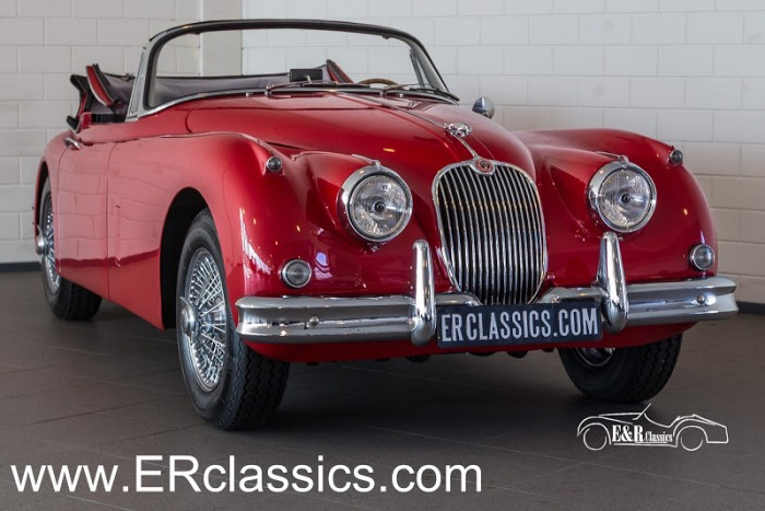 Jaguar XK150 1960 a vendre