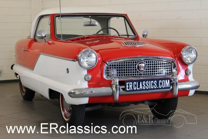 Nash Metropolitan 1961 a vendre