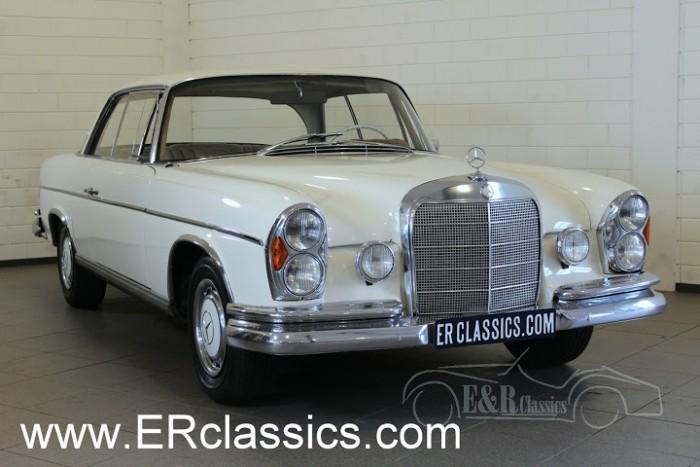 Mercedes Benz 300SE Coupe 1964 a vendre