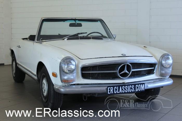 Mercedes 1968 a vendre