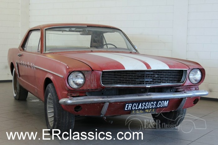 Ford Mustang Coupe 1965 a vendre