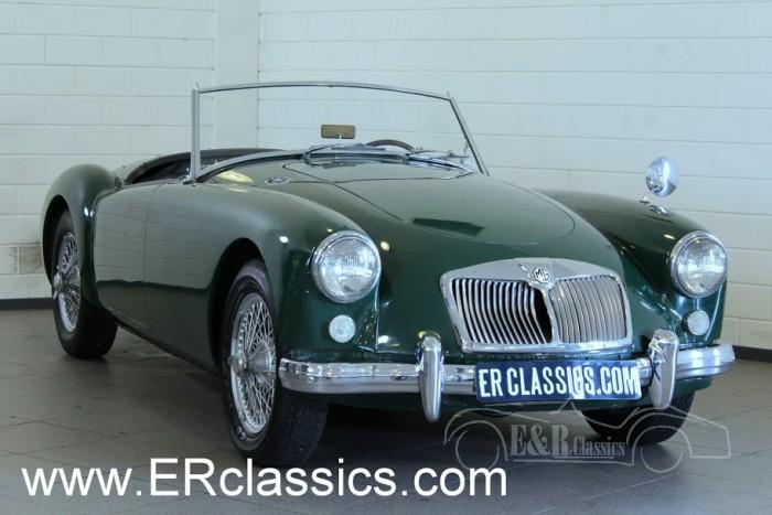 MG MGA Cabriolet 1958 a vendre
