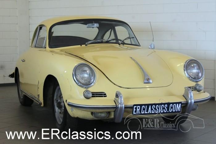 Porsche 356 B Coupe 1963 a vendre