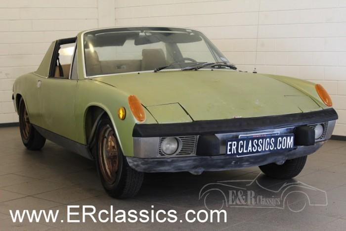 Porsche 914 Targa 1974 a vendre