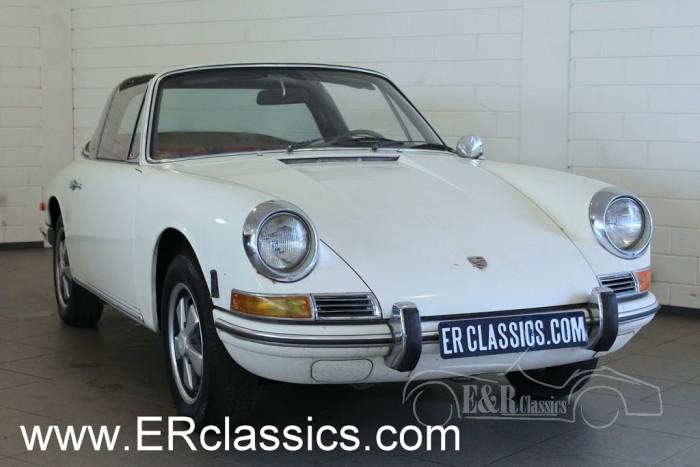Porsche 912 Targa 1968 a vendre