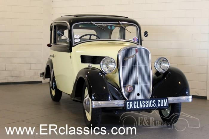 Rosengart LR4N2 Coupe 1936 a vendre