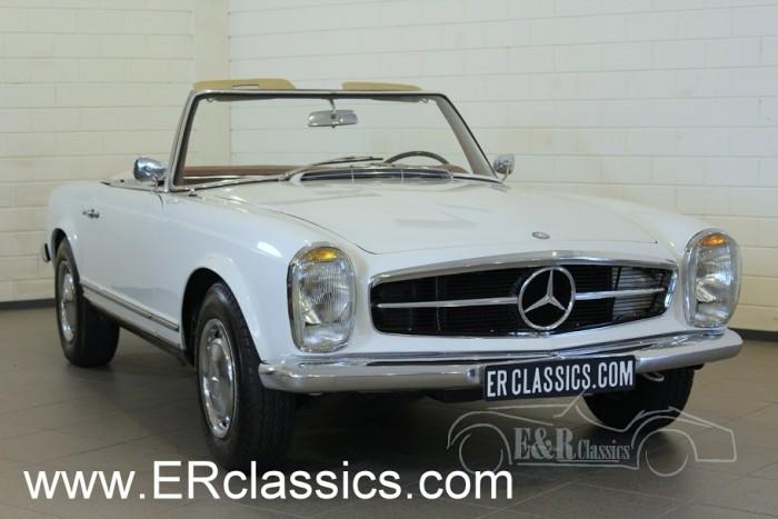 Mercedes Benz 230SL Cabriolet 1964 a vendre
