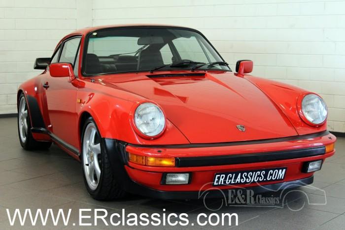 Porsche 930 Turbo Coupe 1984 a vendre