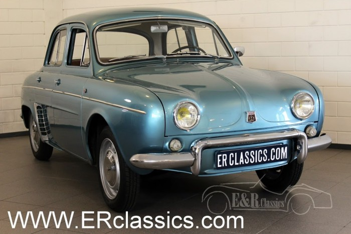 Renault Dauphine Saloon 1964 a vendre