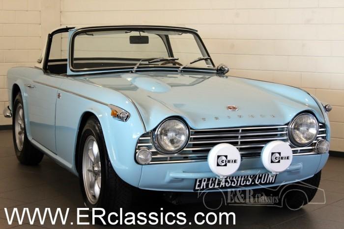 Triumph TR4 IRS Cabriolet 1965 a vendre