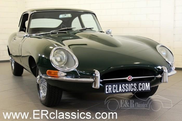 Jaguar E-type Series 1 Coupe 1966 a vendre