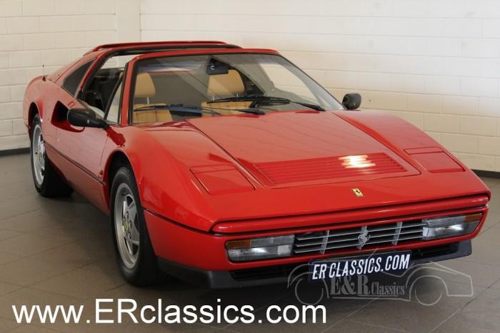 Ferrari 328 GTS Targa 1989 a vendre