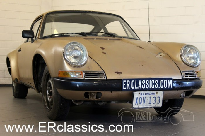 Porsche 912 Coupe 1965 a vendre
