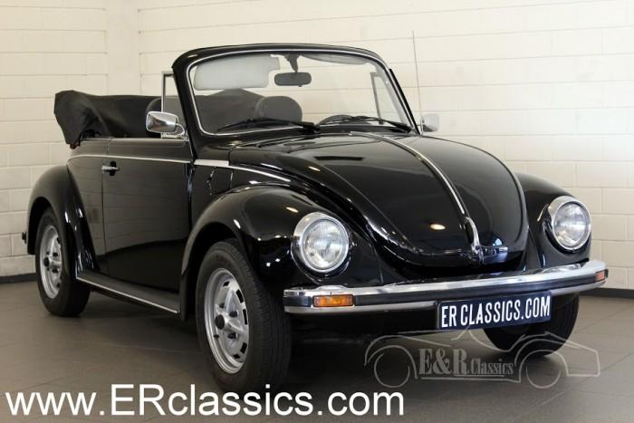 Volkswagen Beetle 1975 a vendre
