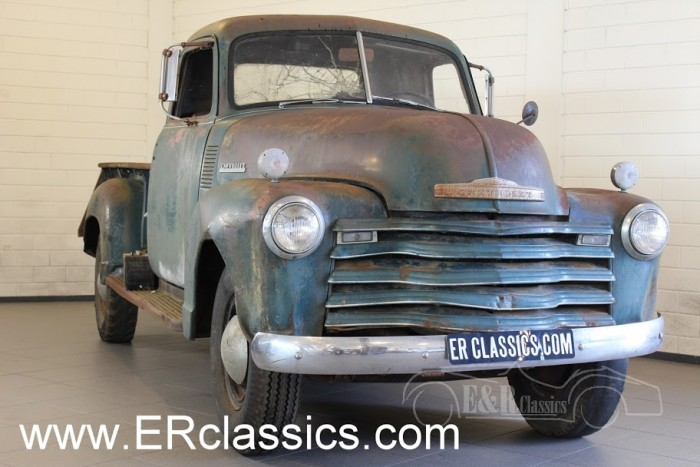 Chevrolet 3800 Pick-Up 1948 a vendre