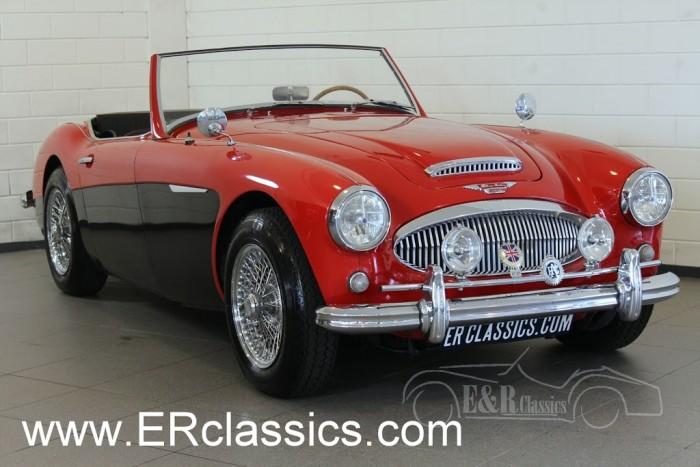 Austin Healey 3000 MKII 1962 a vendre