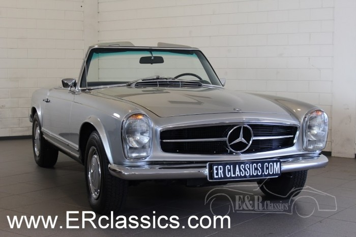 Mercedes Benz 280SL Cabriolet 1970 a vendre