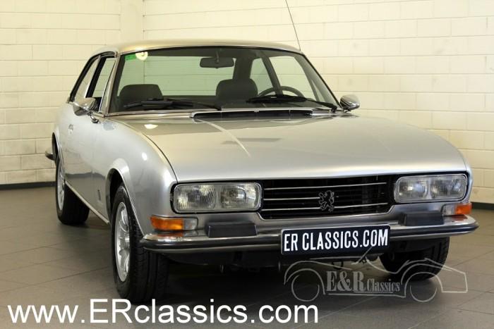 Peugeot 504 Coupe 1976 a vendre