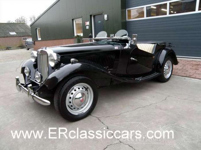 MG 1952 a vendre