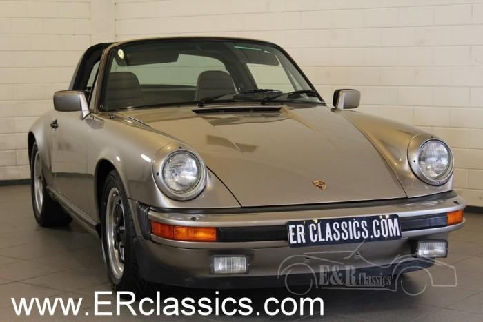 Porsche 911 SC Targa 1982 a vendre