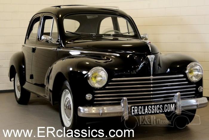 Peugeot 203 C Saloon 1955 a vendre