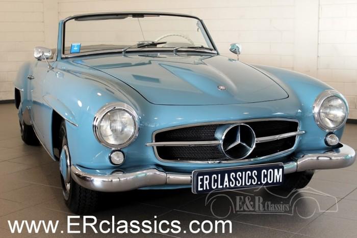 Mercedes Benz 190SL Cabriolet 1961 a vendre