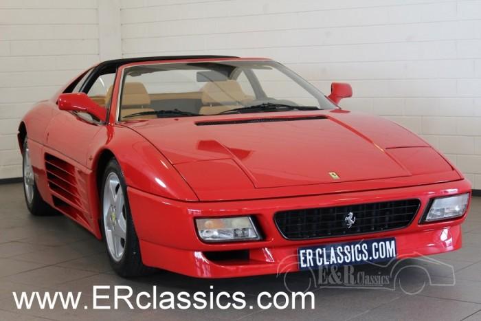 Ferrari 348 GTS Targa 1993 a vendre