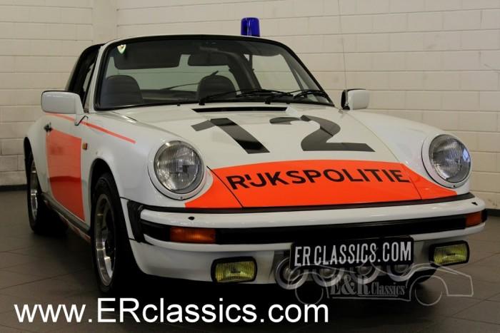 Porsche 911 Targa 1982 a vendre