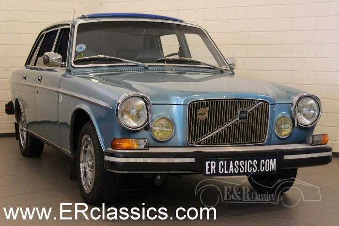 Volvo 164 E Sedan 1974 a vendre