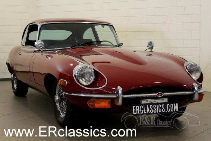 Jaguar E-type Series 2 Coupe 2+2 1969 a vendre