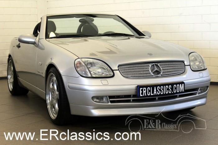Mercedes Benz SLK 230 Cabriolet 1997 a vendre