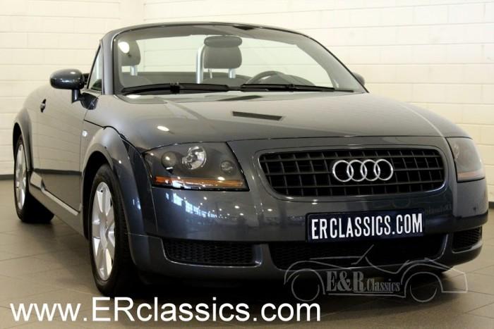 Audi TT Cabriolet 2003 a vendre