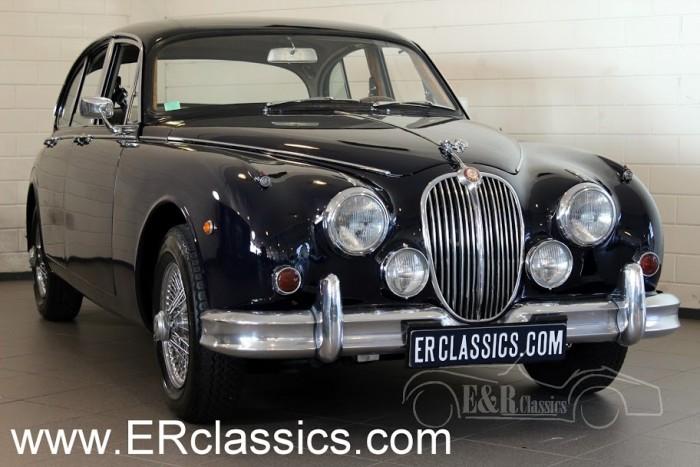 Jaguar MKII Saloon 1967 a vendre