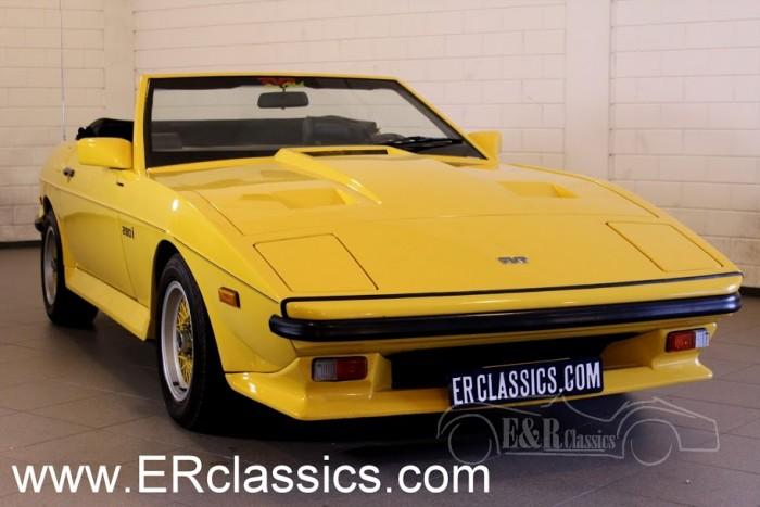 TVR 280 I Cabriolet 1986 a vendre