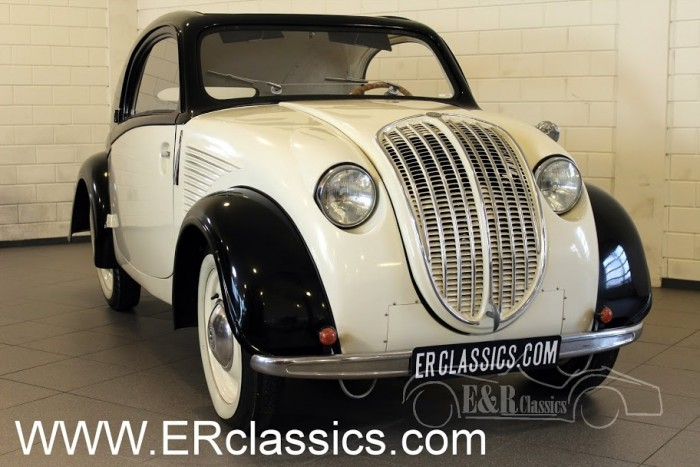 Steyr 50 Saloon 1936 a vendre