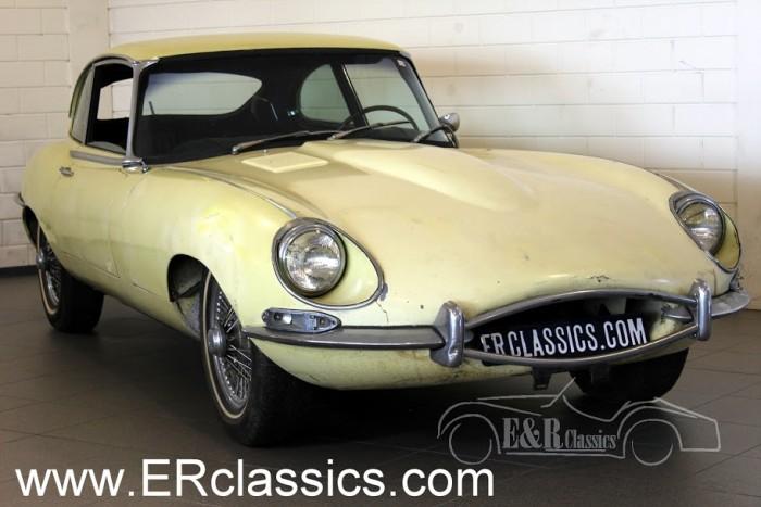 Jaguar E-Type S1.5 2+2 Coupe 1968 a vendre
