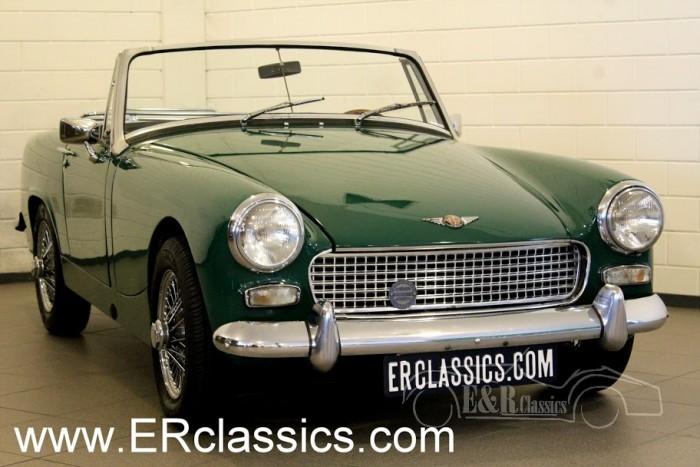 Austin Healey Sprite Cabriolet 1966 a vendre
