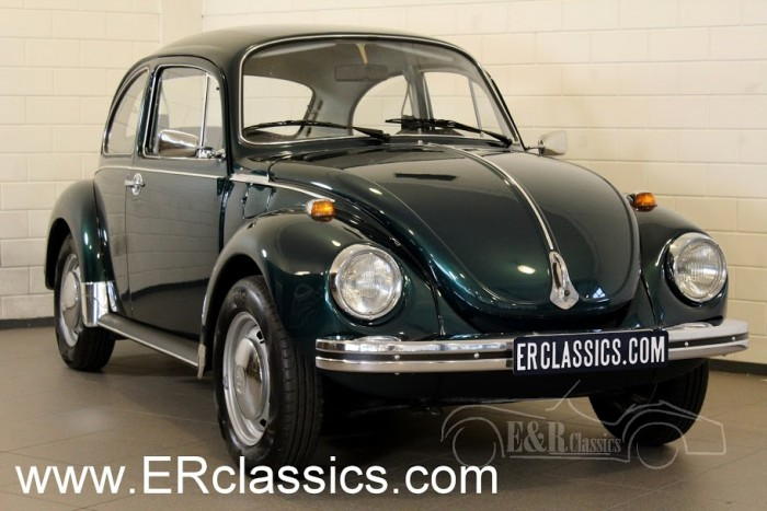 Volkswagen Beetle Coupe 1972 a vendre