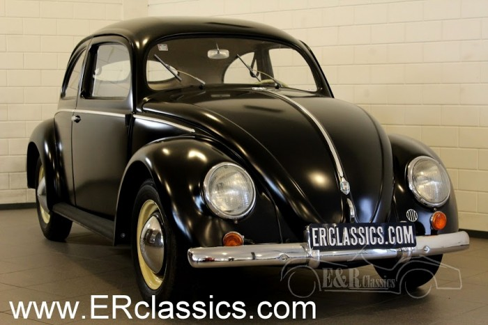 Volkswagen Beetle Coupe 1952 a vendre