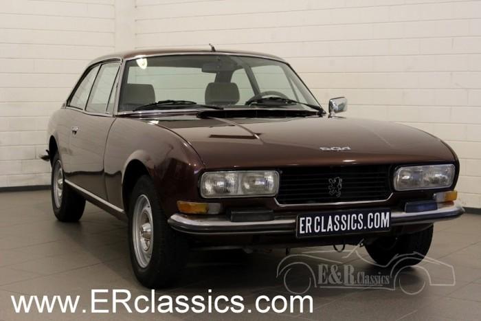 Peugeot 504 Coupe 1979 a vendre