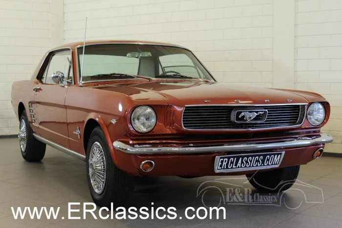 Ford Mustang Coupe 1966 a vendre