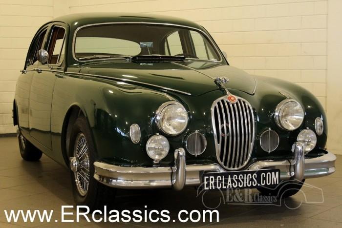 Jaguar MK1 Saloon 1956 a vendre