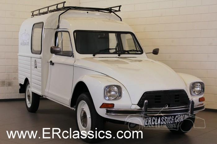 Citroen Acadiane Van 1986 a vendre