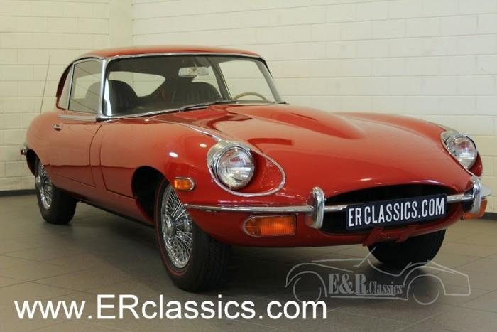 Jaguar E-Type 2+2 Coupe 1968 a vendre