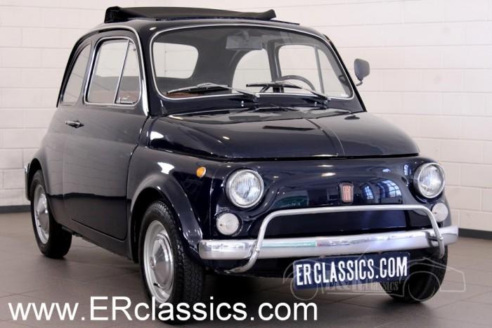 Fiat 500 L Saloon 1972 a vendre