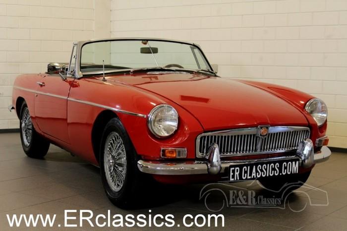 MG MGB Cabriolet 1966 a vendre