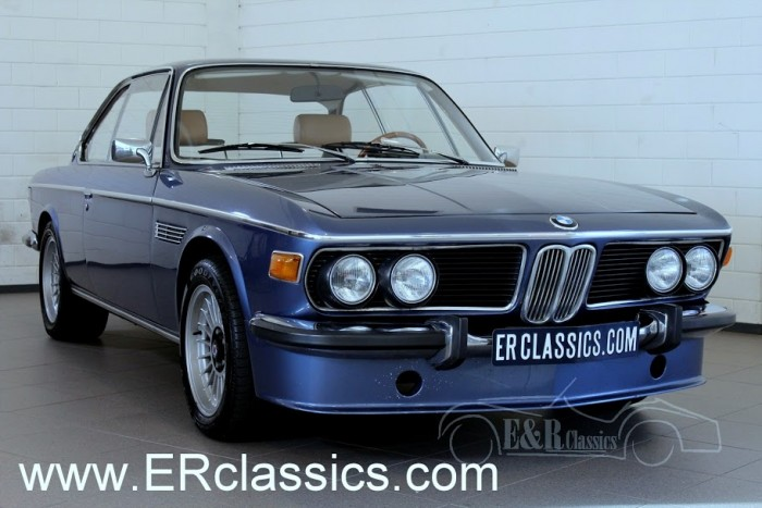 BMW 2800 CS Coupe 1970 a vendre
